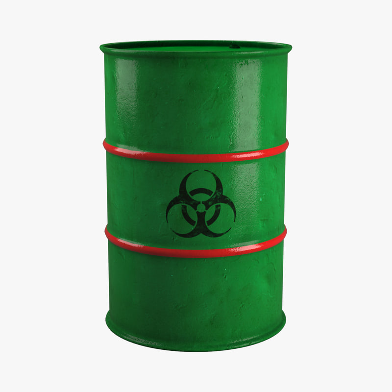 max toxic barrel