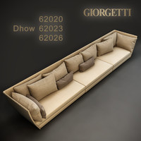 3d giorgetti dhow 62023 62026