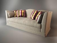 veranda sofa 12-028 3d max