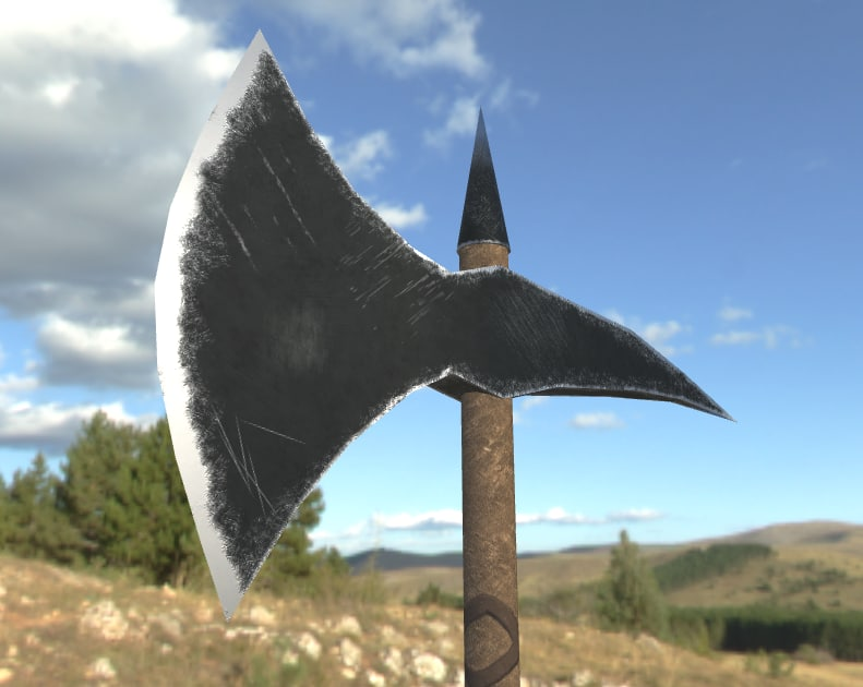 3ds axe battle