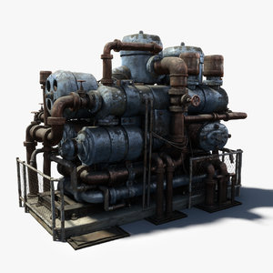 old factory generator max