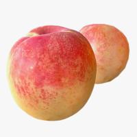 peach scanned polys 3d max