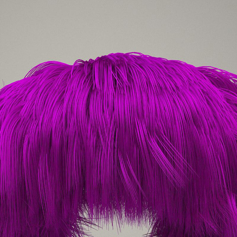cinema4d hair fur
