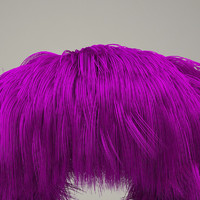 C4D realistic hair or fur