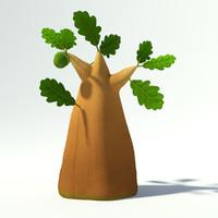 cartoon acorns max