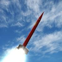 orion rocket 3d 3ds
