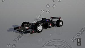 f1 concept 3d model