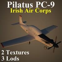 3d model pilatus irl