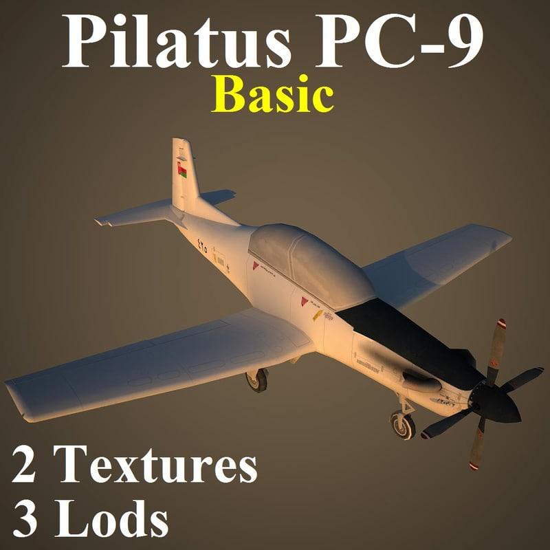 3d pilatus basic