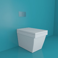 bathrooms wc 3d model