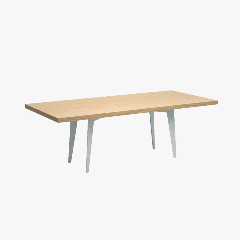 tango table 3d model
