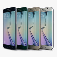 Samsung Galaxy S6 Edge All Color