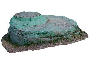 scanned object 3d model