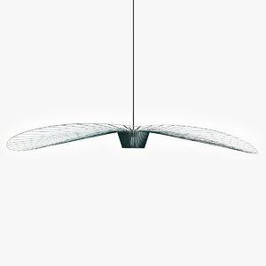 3d model vertigo lamp