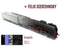 3d soviet class fd model