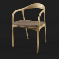 neva chair 3d model