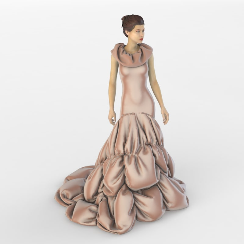 evening dress max