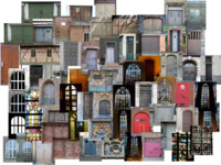 Big Collection of Doors Gates and Windows Textures and References