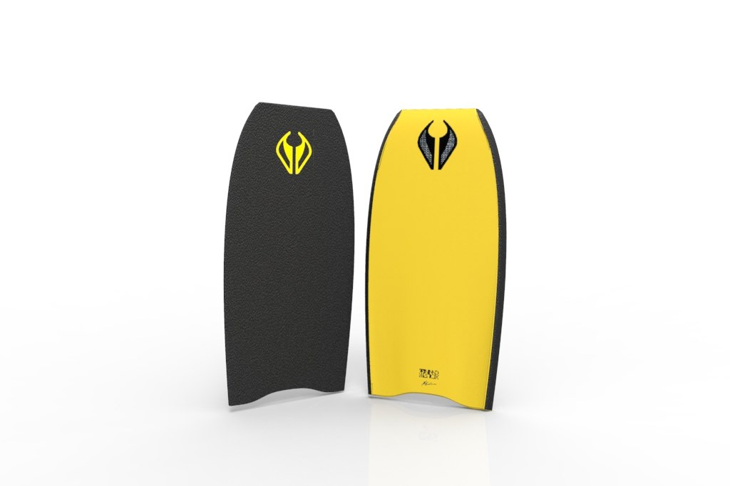 max nmd bodyboard