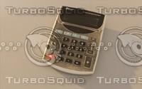 Realistic Calculator