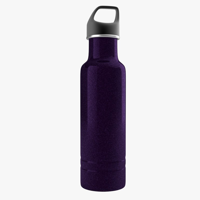 3d reusable water bottle 1