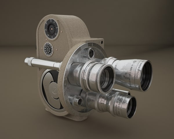 3d camera bell howell model