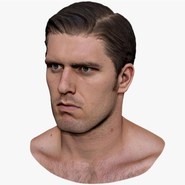 3ds scan head