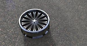 custom rims car 3ds free