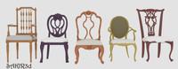 Antique Chairs set