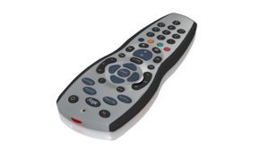 remote controller 3d model