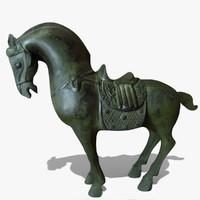 Horse Statuette (R)