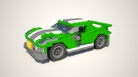 LEGO Street Speeder