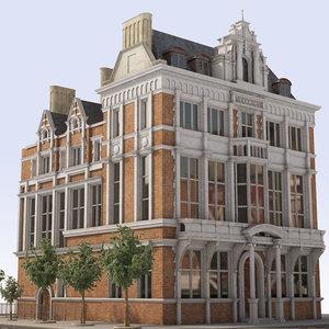 max corner building architecture