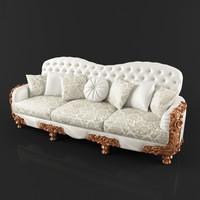 3d sofa rampoldi domus