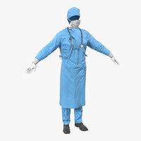 Surgeon Dress 9