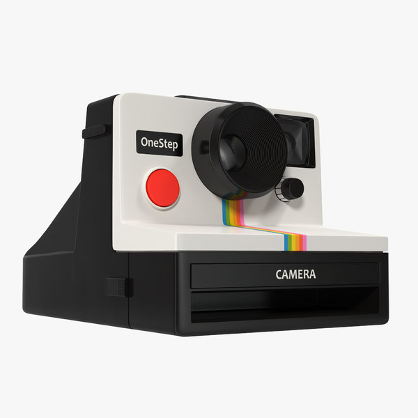 polaroid snaptouch 3D model