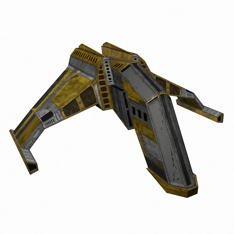 - starship 1 3d max