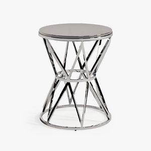 eichholtz table domingo l 3d model