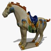 Horse Statuette (Z)