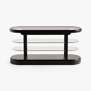 eichholtz console table pierce 3d max