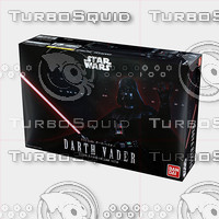 Darth Vader Model Kit (box)