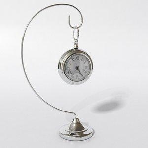 3d decorative clock
