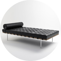 3d model of ludwig mies rohe barcelona
