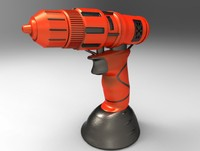 Multifunction Chargeable Drill