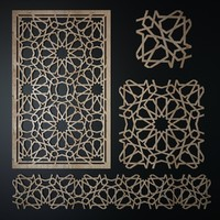 Laser cutting (Pattern 5)