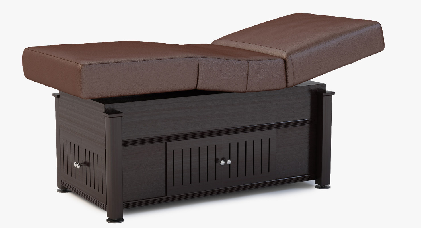 3ds spa bed