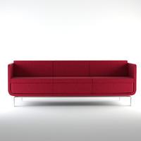 Bernhardt Design Gaia Sofa