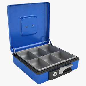 3ds cash box open