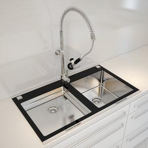 kuppersbusch kitchen sinks max