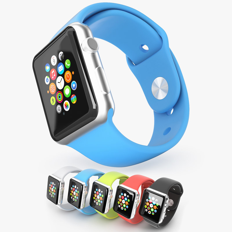 max apple watch